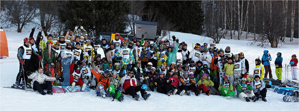 Отчет Ski&Border cross 2011