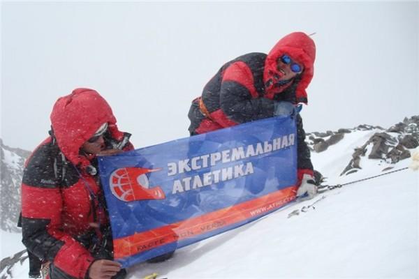 Казахстанская экспедиция на Лхоцзе высотой 8516м.