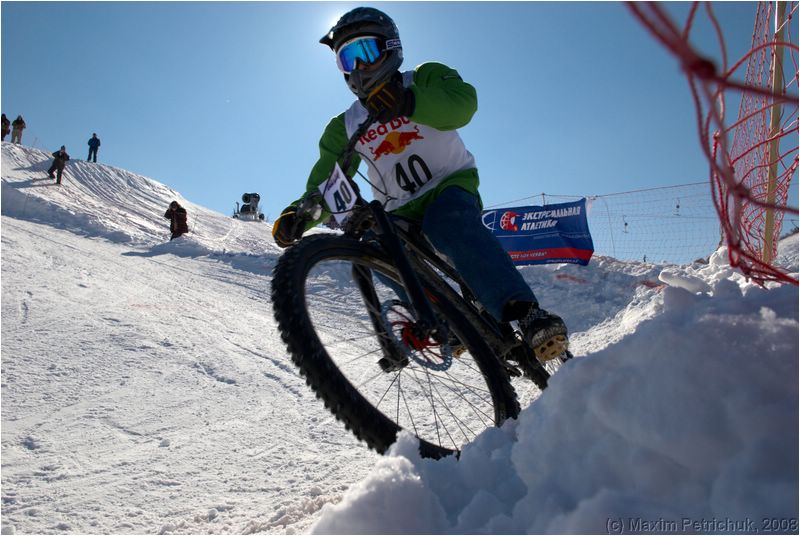 Red Bull Snow Mania 2008