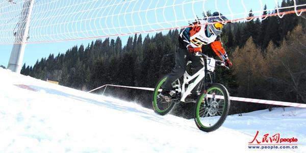 Фотографии с Freestyle Зимний байкер кросс