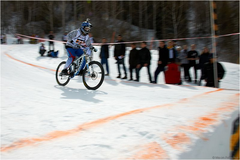 Видео- FreeStyle- Зимний Байкеркросс