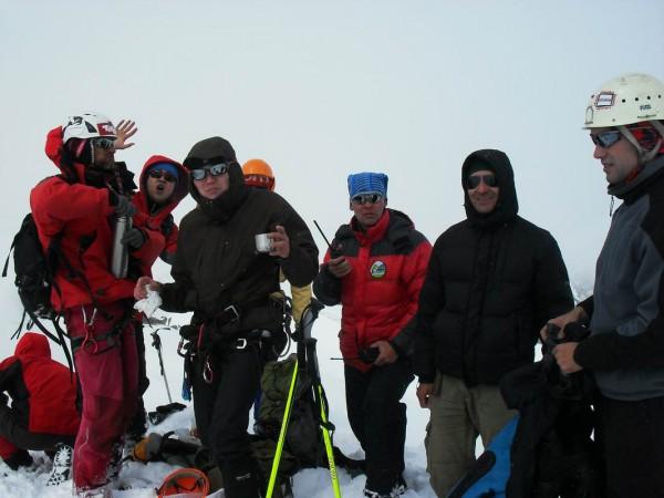 Альпиниада на пик 28 Панфиловцев 2012