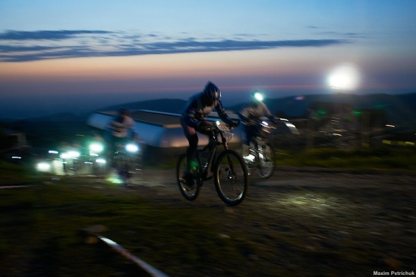 Freestyle bike Session ночная гонка