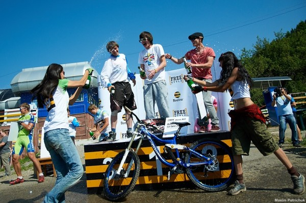 Фотографии с Freestyle Bike Session три