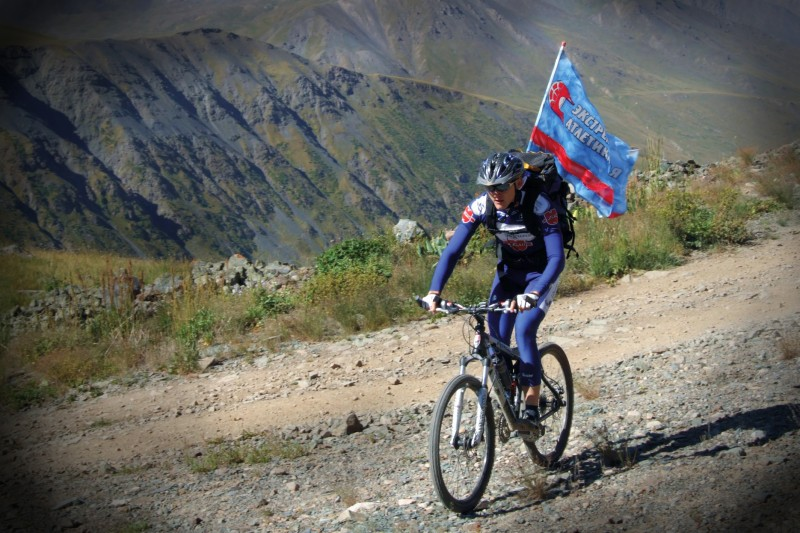 Kazakhstan Adventure Race 2007