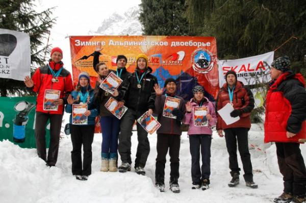 Итоги Чемпионата по Зимнему Двоеборью (Драйтулинг и Забег)