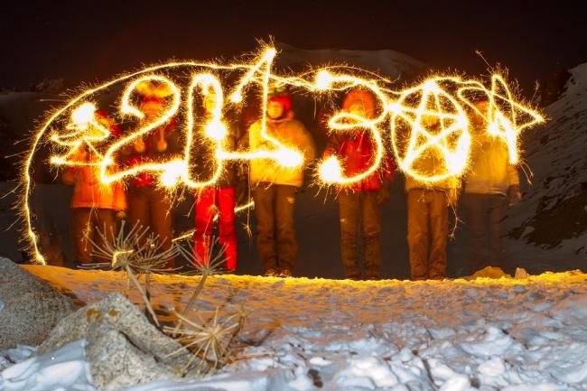 """Новый год по """"Reachers-ки"""" 2013"""