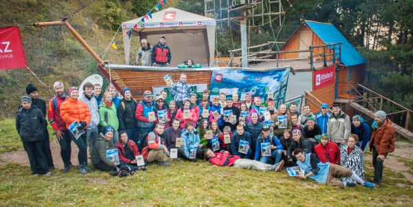 Финальные протоколы Kazakhstan Adventure RACE 2013
