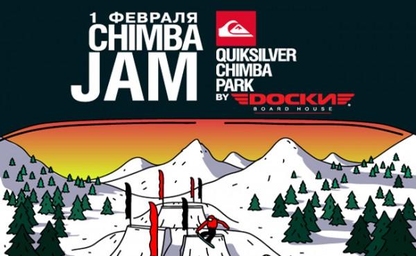 Quiksilver Chimba Jam