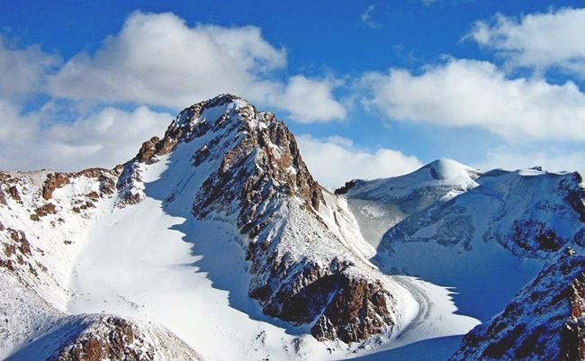 Альпиниада на Комсомол 6 июля