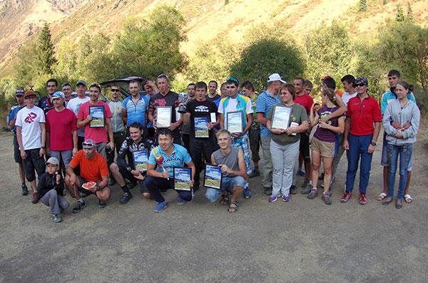 Результаты марафона Бартогай-Асы-Батан 2014