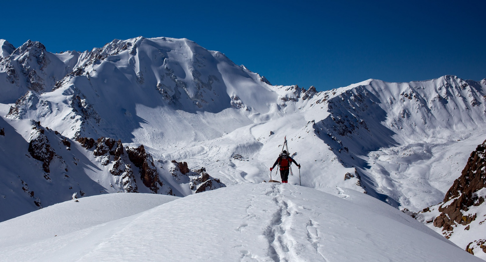 Пионерский перевал октябрь 2014