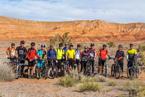 Закрытие велосезона 2014 — покатушка на Богуты