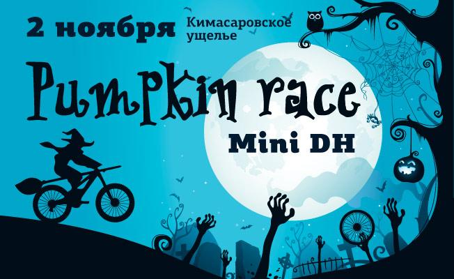 Pumpkin Race 2014 Положение