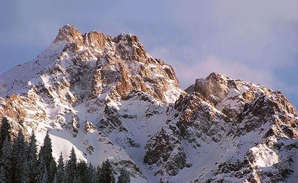 Альпиниада и Высотный забег на «Пик Абая 2015»