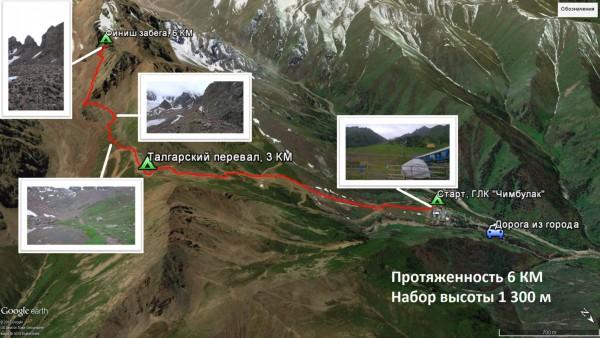 Высотный забег на перевал Абая. Советы и рекомендации.