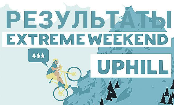 Результаты гонки UpHill Extreme Weekend