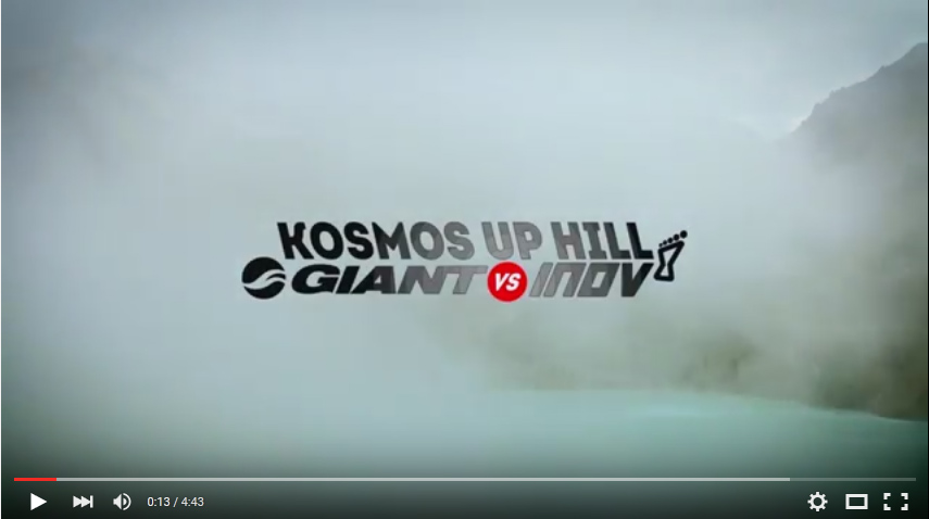 Видео с Kosmos Up Hill 2015 // Giant VS Inov-8