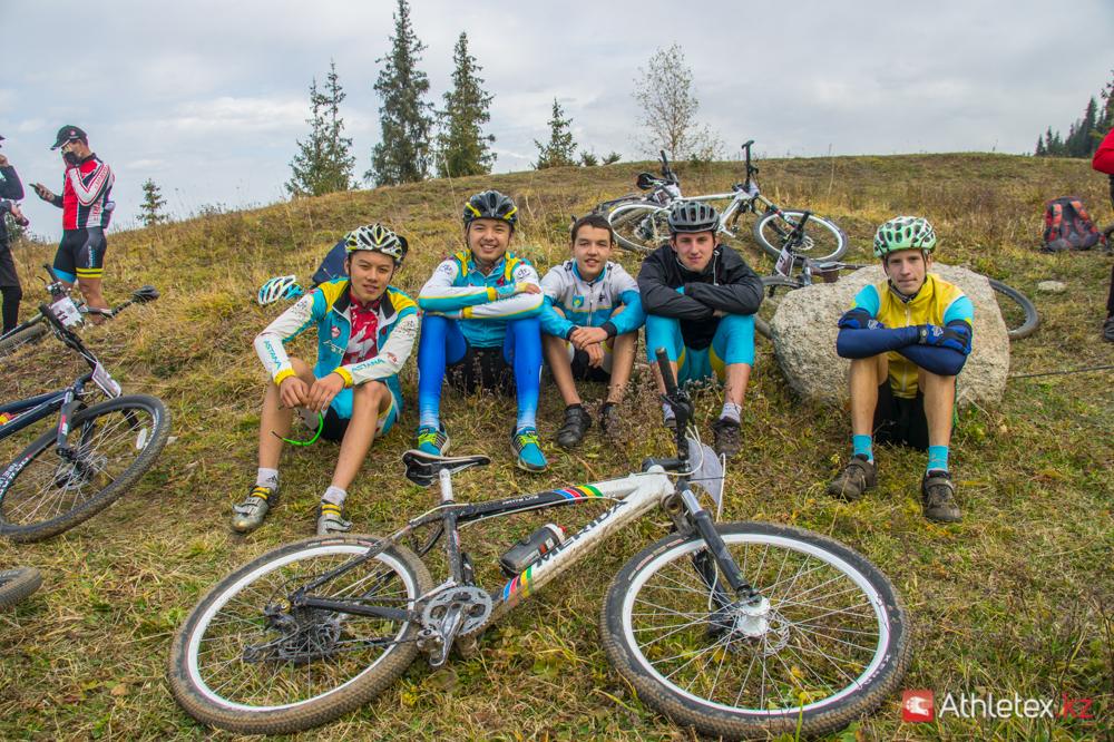 Видео с велогонки ЗОВ