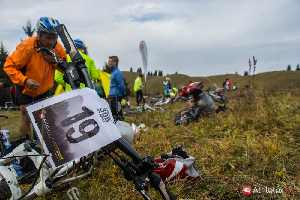 Фотографии с Кок-Джайляу - велогонка ЗОВ