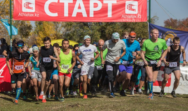 Протоколы Alatau Trail Running