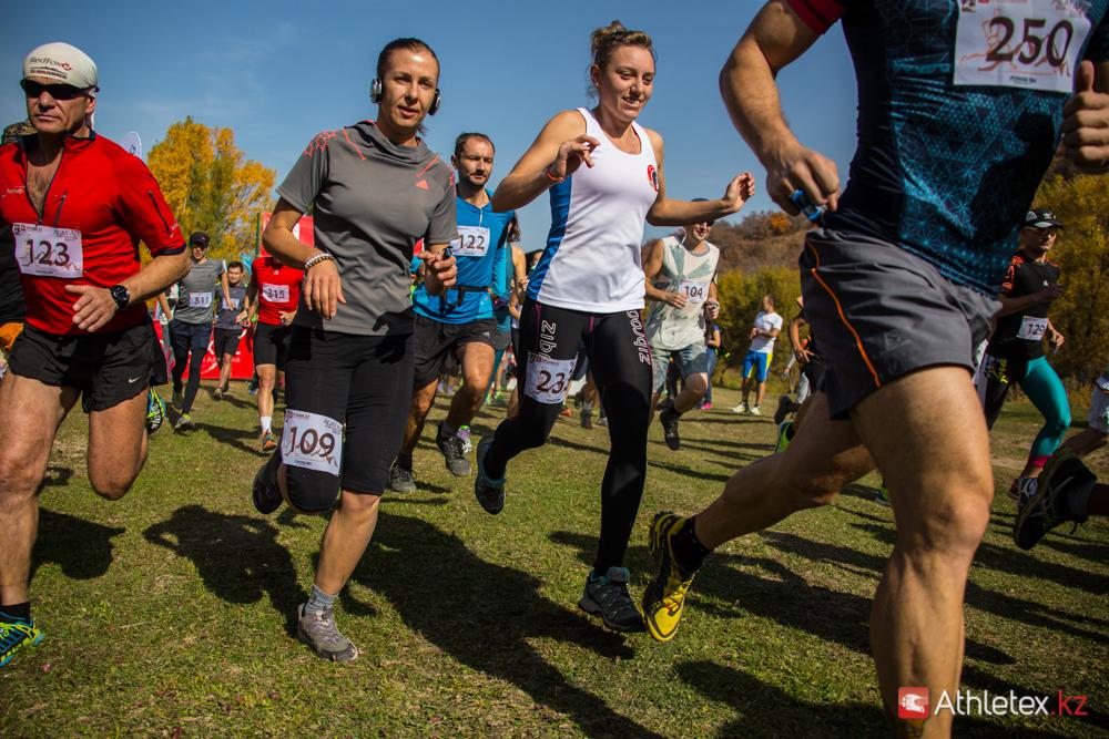 Еще фотографии с осеннего марафона AlatauTrailRunning 2015