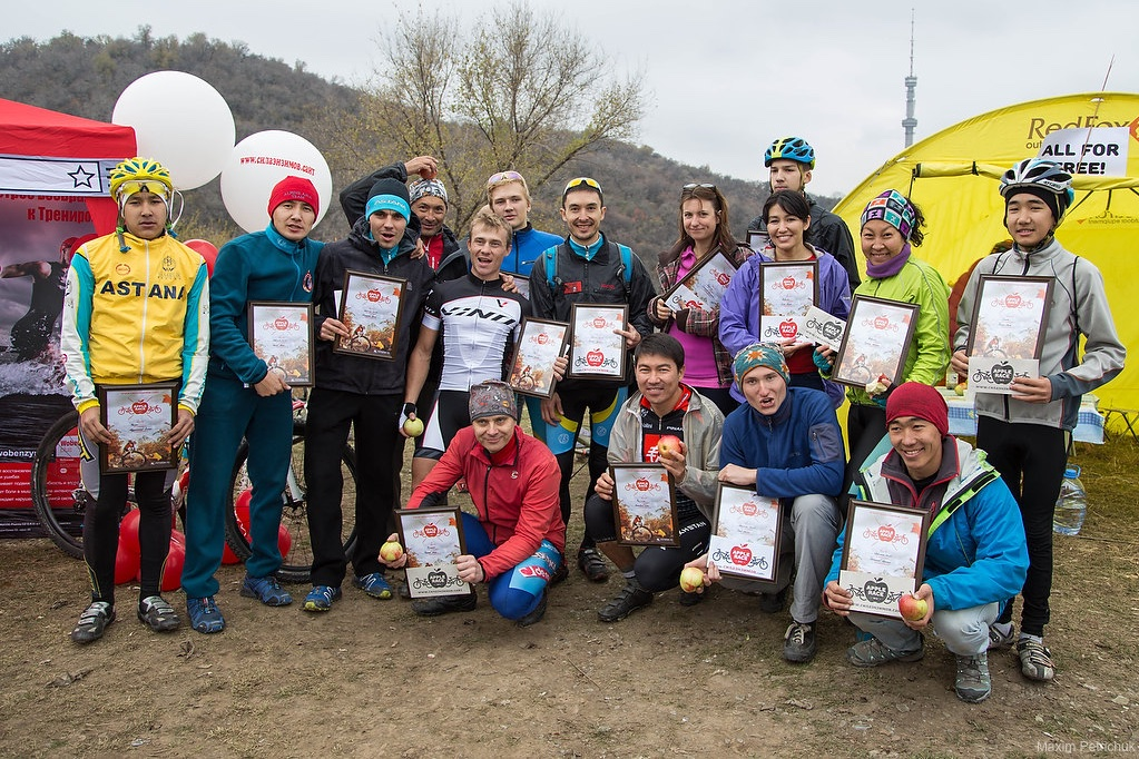 Результаты Apple Race 2015