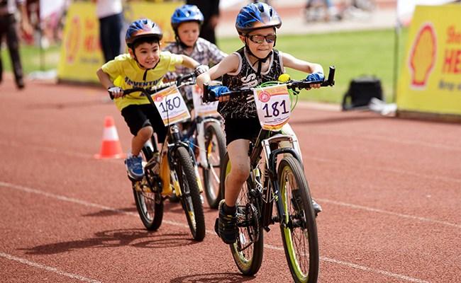 IX Малышковые велосоревнования 24 сентября