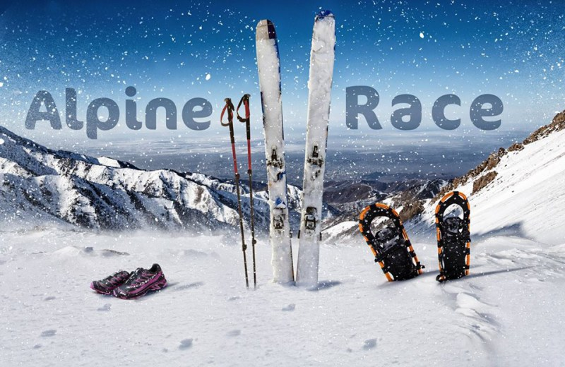 Стартовый протокол Alpine Race 2018