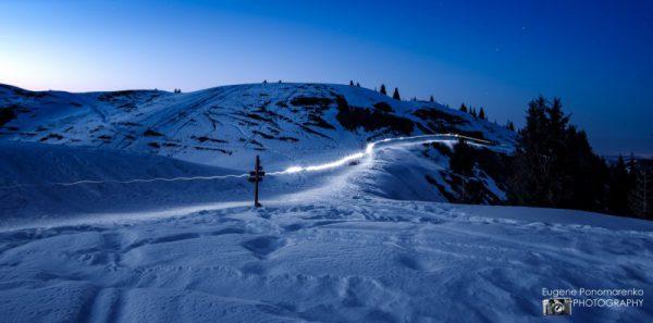 Протокол результатов Winter Night Trail 2018