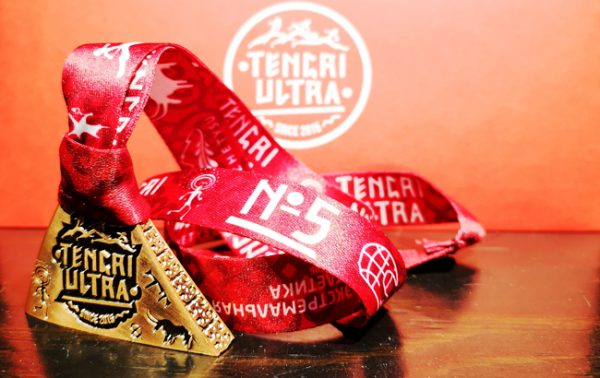 Обновлённый дизайн наград TENGRI ULTRA