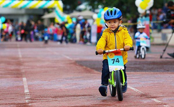 Детские велосоревнования «TOUR DE KIDS» 16 июня