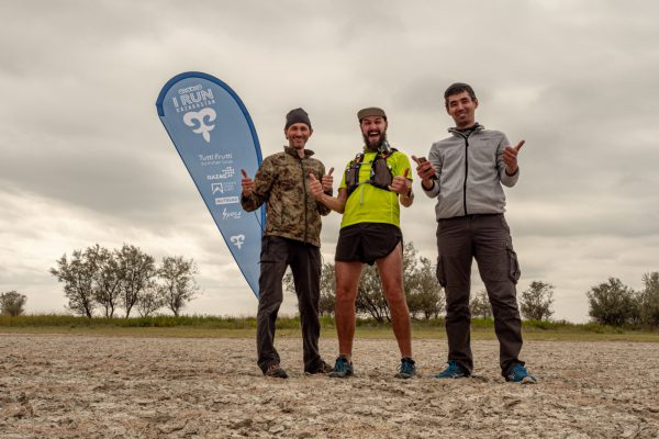 IX финиш в проекте I Run Kazakhstan