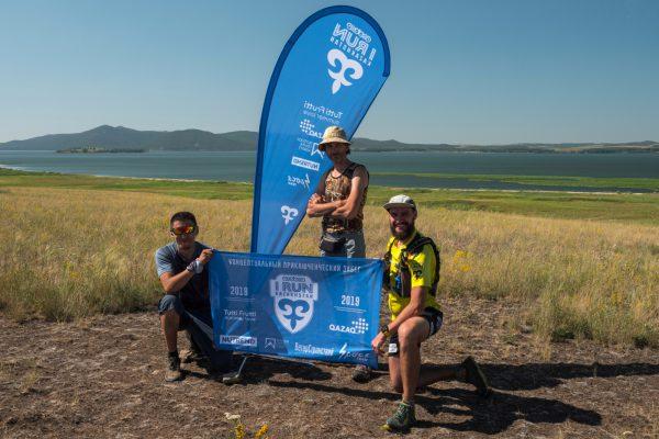 Габченко финишировал VII этап I Run Kazakhstan в Северо-Казахстанской области
